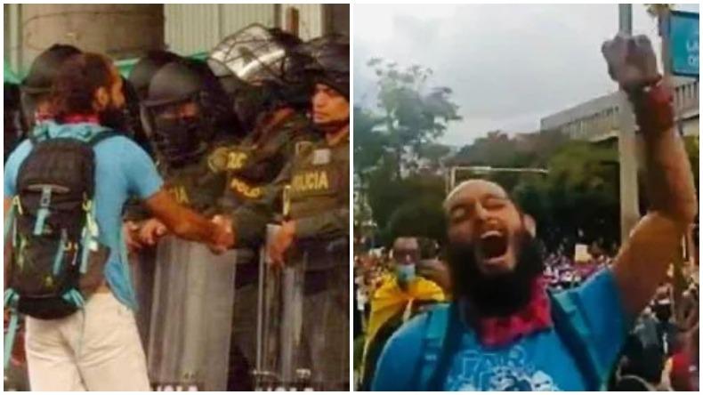 """Estudiante pereirano gritó """"nos están matando"""" y horas después fue asesinado en esa ciudad"""
