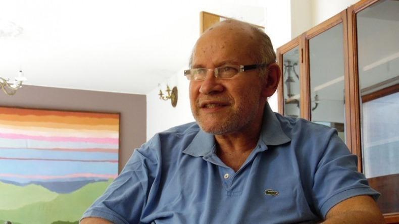 Luis Enrique Aragón Farkas, una leyenda viviente de la música del Tolima