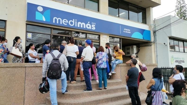 Desacato contra el Gerente de Medimás por no entregar medicamento a paciente con enfermedad renal