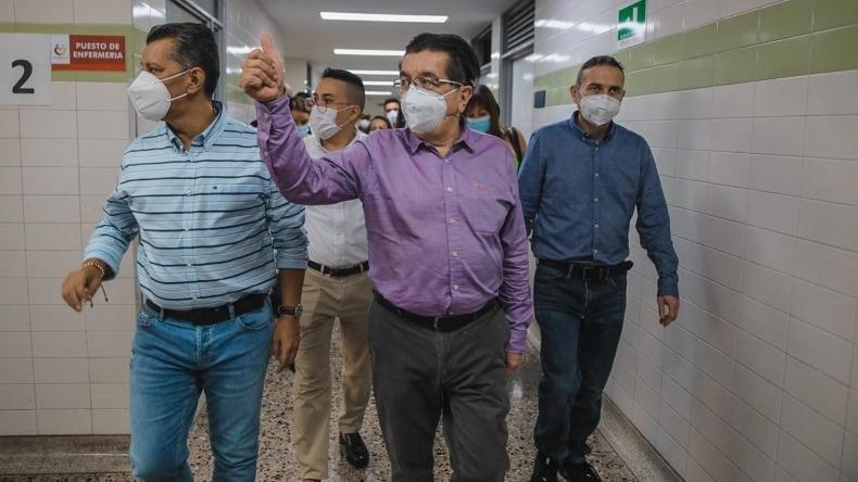 Minsalud invertirá $ 12 mil millones en la Unidad de Oncología del Hospital Federico Lleras