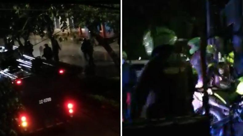 Ciudadanos piden a la Policía no más muertos en Ibagué