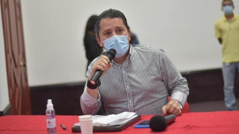 Hay 20 personas judicializadas por invadir predios públicos y privados en Ibagué: Carlos Portela