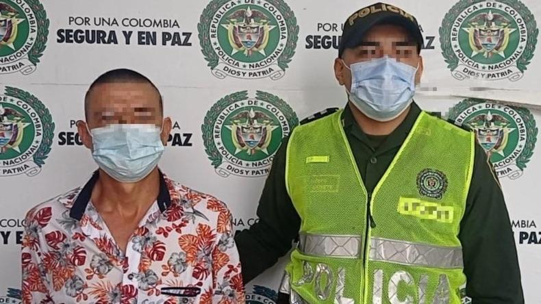Capturan al presunto responsable del homicidio de un hombre al sur de Ibagué