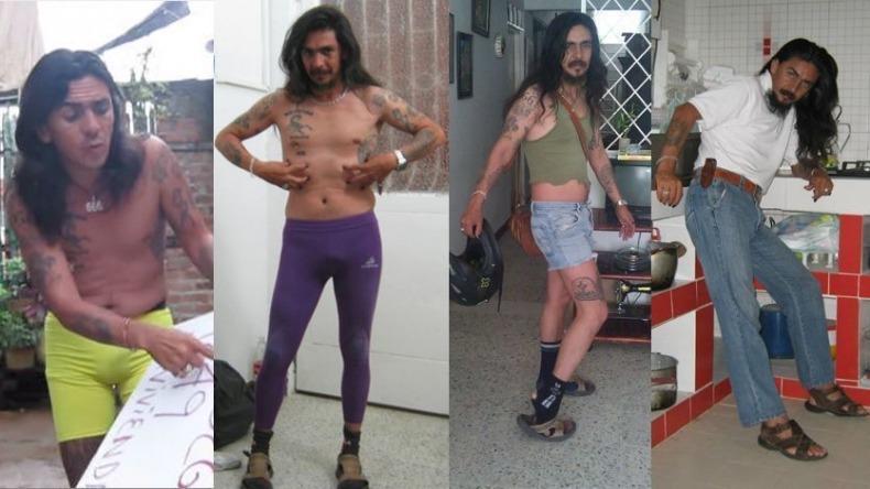 'Querubín Rebelde', el ibaguereño de moda en las redes sociales