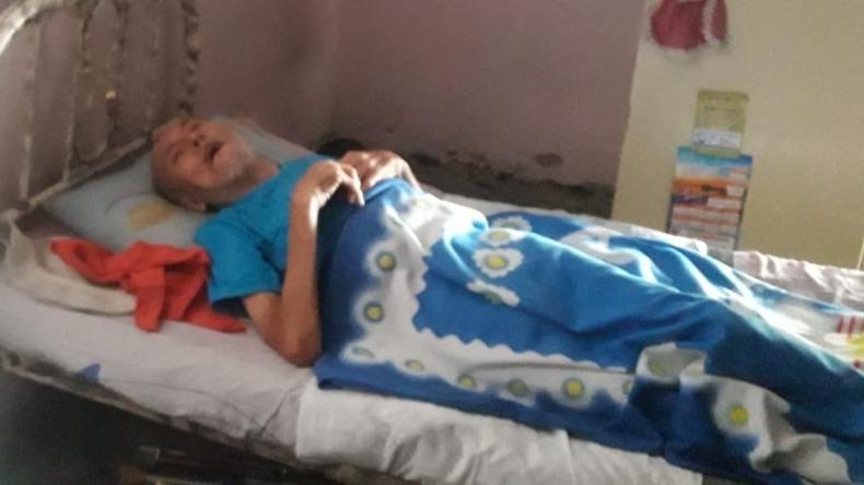 Alcaldía de Ibagué solicitará enfermera para atender caso de un hombre con graves problemas de salud