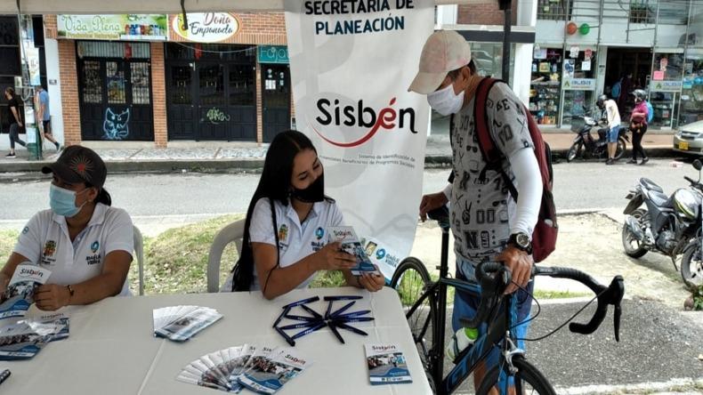 Más de 20.000 encuestas se han realizado con metodología IV del Sisbén en Ibagué