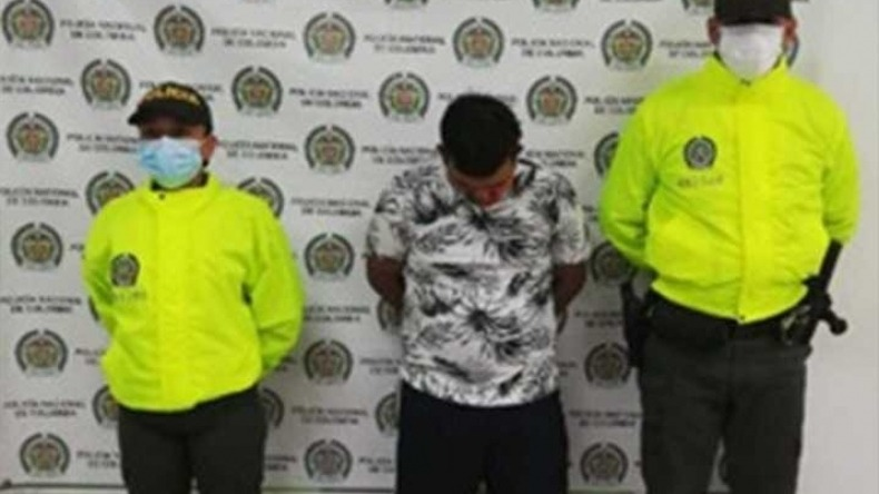 A la cárcel presunto integrante de banda señalada de cometer hurtos en vías de El Espinal