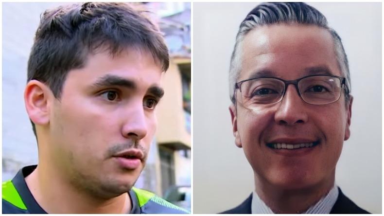 """""""El cinismo de ese delincuente no tiene límites"""": abogado de Juan Bernardo Mejía sobre César Troncoso"""