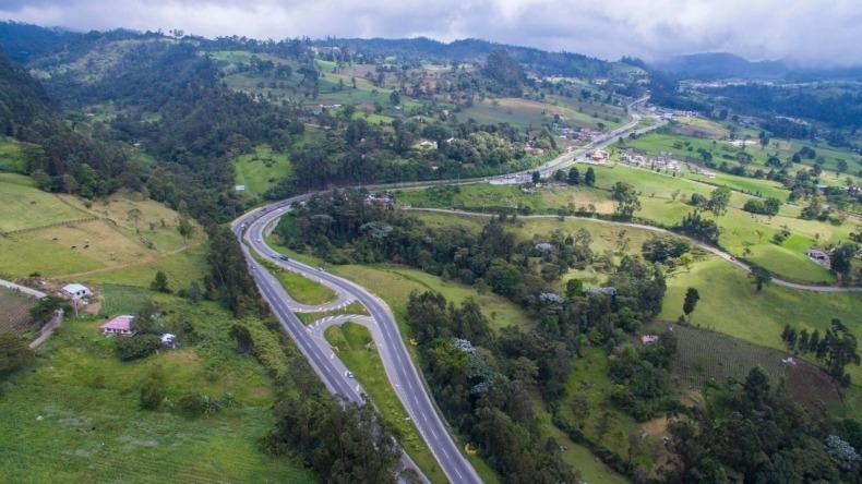 Habrá paso normalizado en la vía Bogotá - Girardot este fin de semana: Vía 40 Express