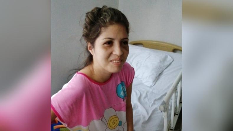 Familiares de Victoria Galicia buscan ayuda para la manutención de la joven en Ibagué