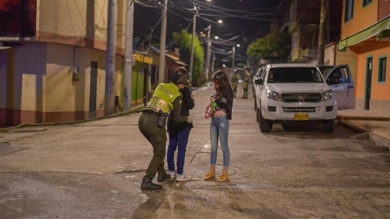 Gobierno Nacional pide extender toque de queda nocturno en ciudades como Ibagué