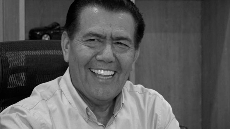 """El homenaje de José A. Sierra a Don Carlos Alvarado: """"Dejó la vara muy en alto"""""""