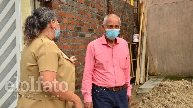 Vecinos afectados del barrio Irazú sostienen que no han tenido acompañamiento por parte de la Alcaldía de Ibagué