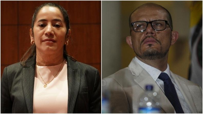 Sandra García y Leopoldo Alfonso salieron de la administración del alcalde Andrés Hurtado