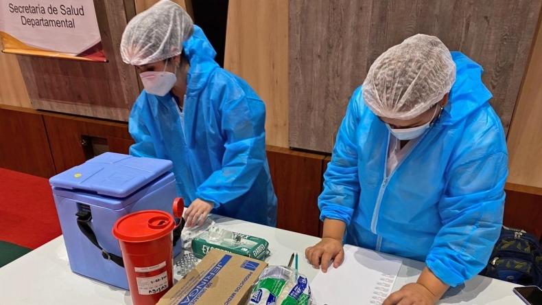 Minsalud autorizó la llegada de nuevas vacunas contra COVID-19 para el Tolima