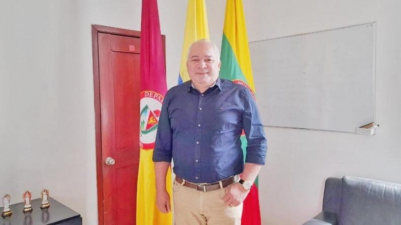 José Yezid Barragán es el nuevo Secretario de Hacienda de Ibagué