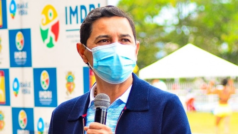 Alcalde Hurtado niega que hubo fiesta en el estadio Manuel Murillo Toro