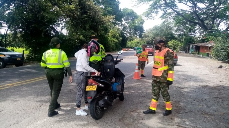 Más de 400 soldados custodiarán las carreteras del Tolima este puente festivo