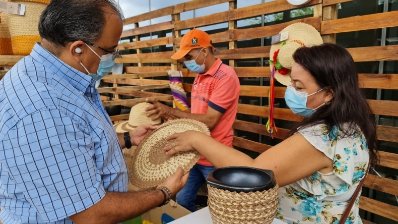 Un plan para este fin de semana: ir a la feria artesanal del Tolima en Ibagué