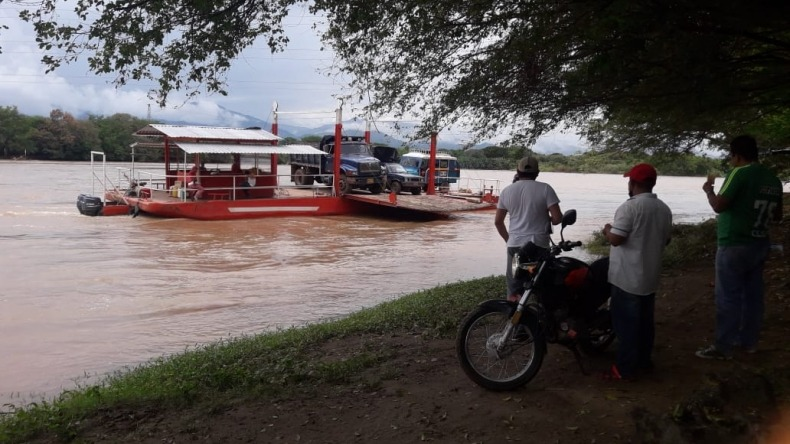 Encontraron el cuerpo de un menor que se ahogó en el Río Magdalena