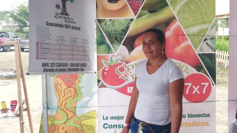 Heidi Rojas, la mujer 'Berraca' cuya historia de vida es narrada en Cataluña