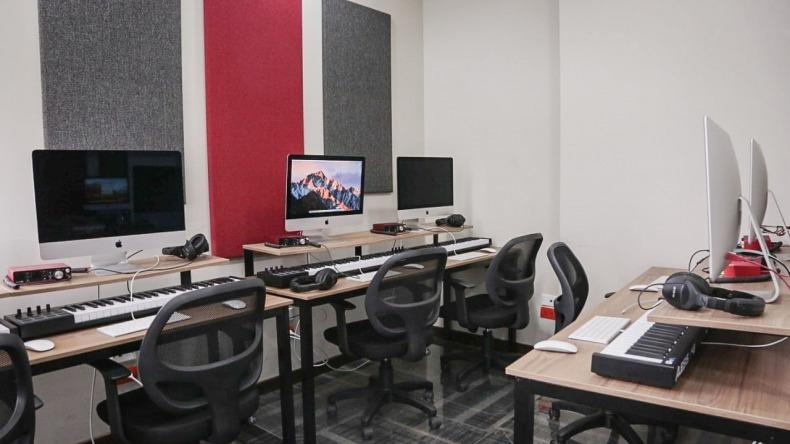 Entregaron dotación tecnológica para mejorar la oferta académica en el Conservatorio del Tolima