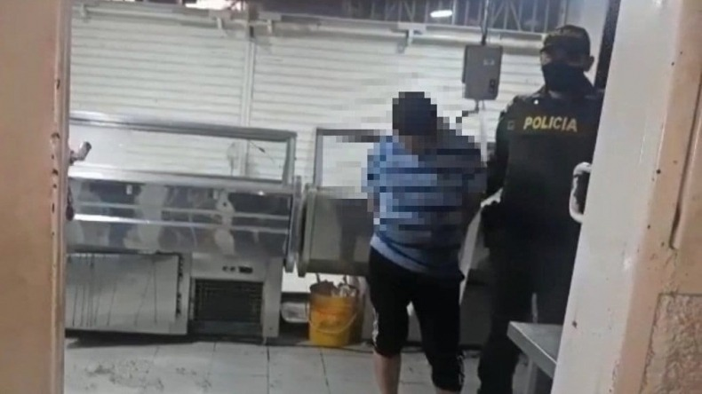 Policía frustró hurto en un establecimiento comercial en Lérida