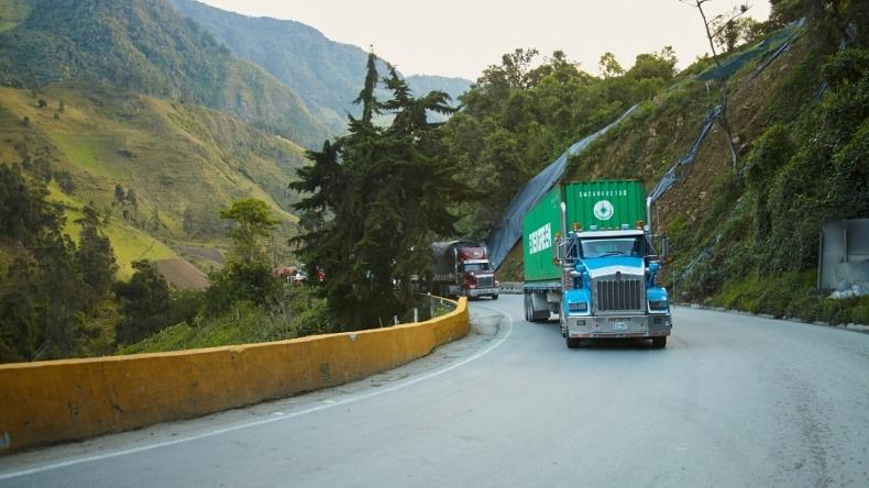Vuelven los cierres nocturnos a la vía Cajamarca - Calarcá