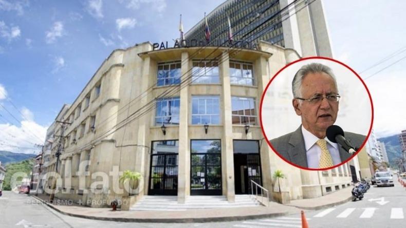 Suspenden audiencia contra exalcalde Jaramillo por problemas de conectividad