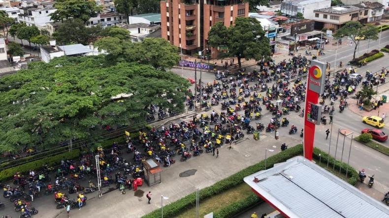 Decretan toque de queda en Ibagué desde las 3:00 de la tarde de este domingo