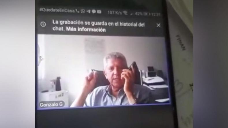 La comprometedora grabación del abogado de Guillermo Alfonso Jaramillo