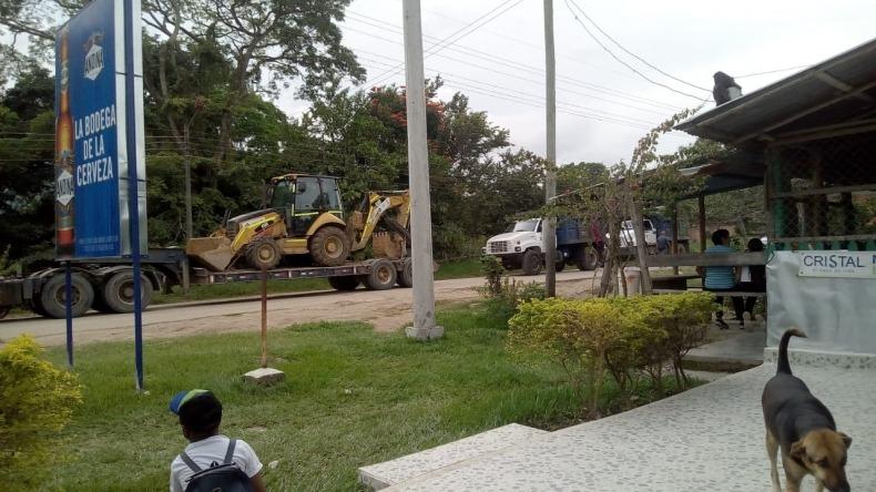 Manifestantes levantaron bloqueo en el corregimiento El Totumo de Ibagué