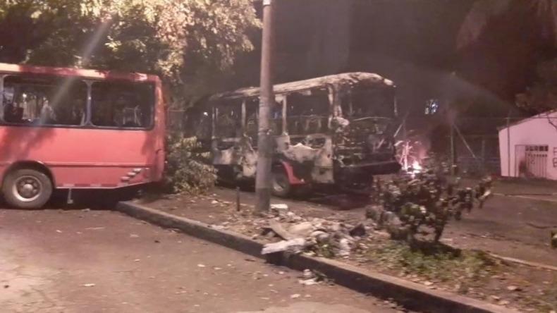 Gerente de La Ibaguereña dice que el vandalismo acabó con el sustento de una familia