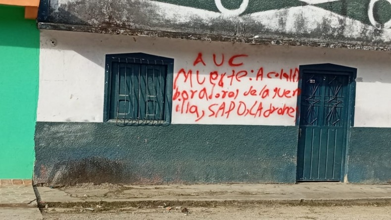 Grupos paramilitares habrían asesinado a dos hombres en zona rural de Purificación
