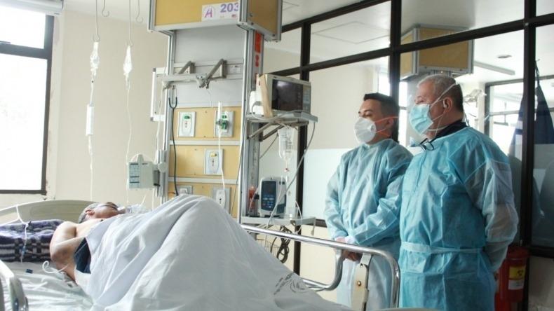 COVID-19: 121 nuevos contagios y 10 fallecimientos en el Tolima