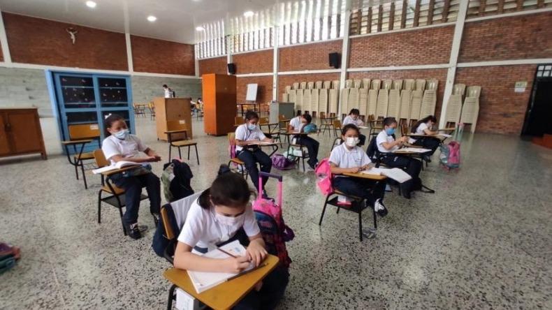 Algunos docentes estarían atemorizando a padres y niños para que no vuelvan a colegios de Ibagué