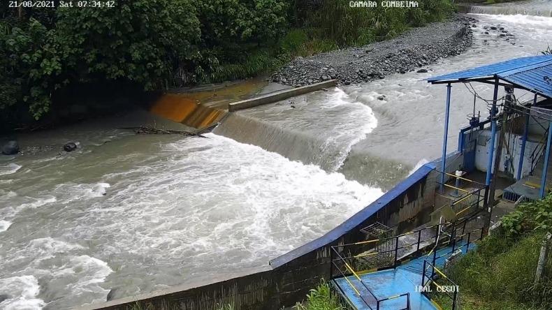 Comuna siete de Ibagué tendrá bajas presiones en el suministro de agua, reportó el Ibal