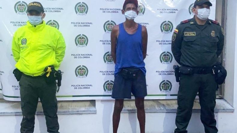 A la cárcel hombre señalado de agredir física y verbalmente a sus padres en el Guamo