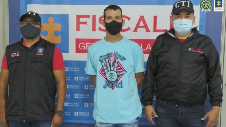 Hombre es capturado por presunto asesinato en medio de una riña en El Espinal