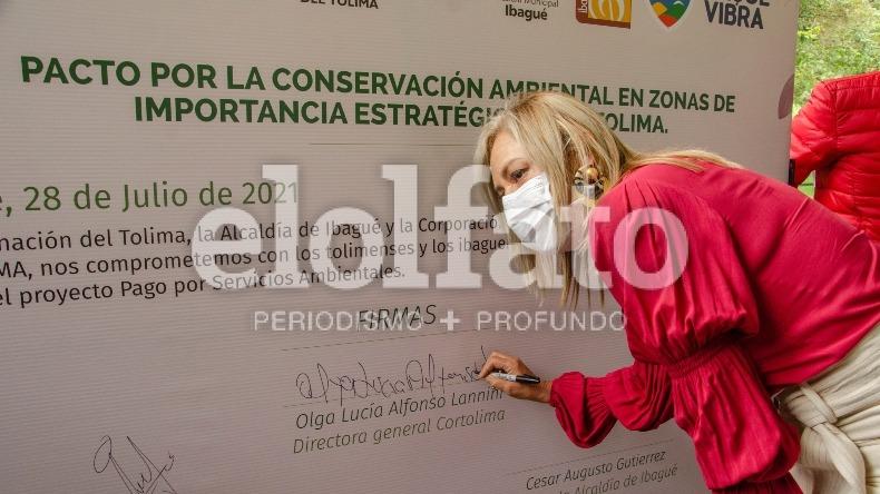 Cortolima entregará incentivos a campesinos de la región que preserven ecosistemas
