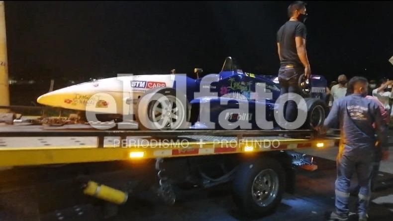 Gigantesco operativo contra 'piques' ilegales en Ibagué: inmovilizaron hasta un auto de carreras