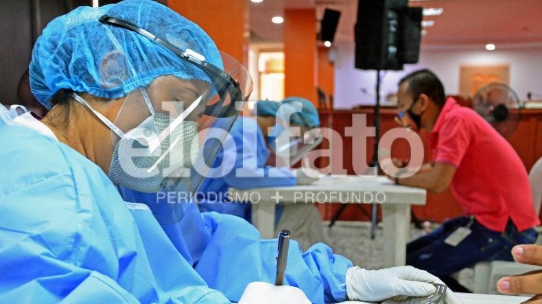 No se reportaron muertes por COVID-19, pero sí el contagio de 40 personas en el Tolima