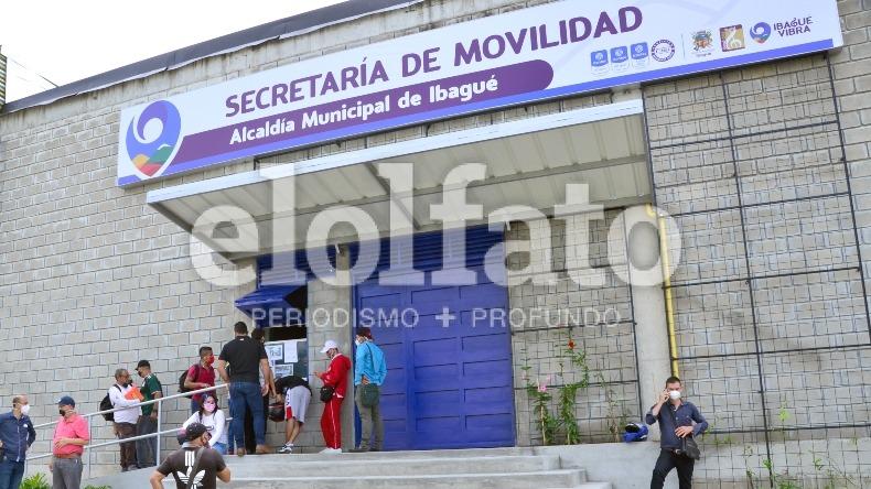 Personería de Ibagué abre indagación preliminar contra la Secretaría de Movilidad