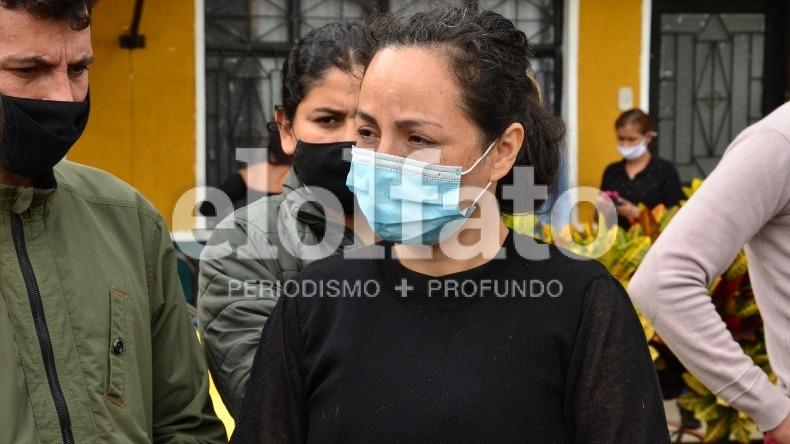 """""""Ya lo esperábamos"""": madre de Santiago Murillo sobre la libertad de los dos policías implicados en el asesinato"""