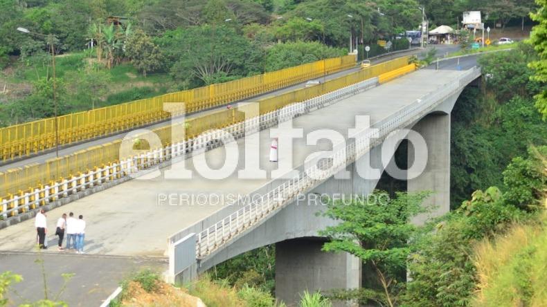 Arquidiócesis de Ibagué adelanta campaña para prevenir suicidios en el puente de la variante