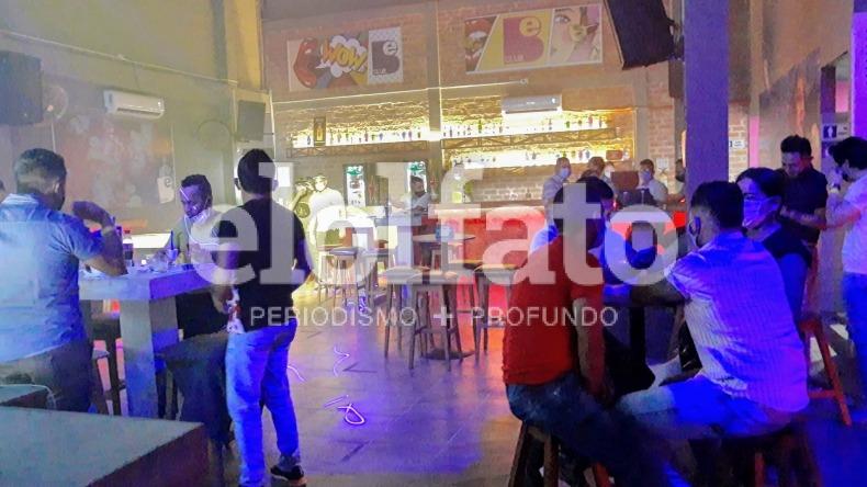 Alcaldía de Ibagué reabrió 69 bares y discotecas, pero hasta las 10:00 de la noche
