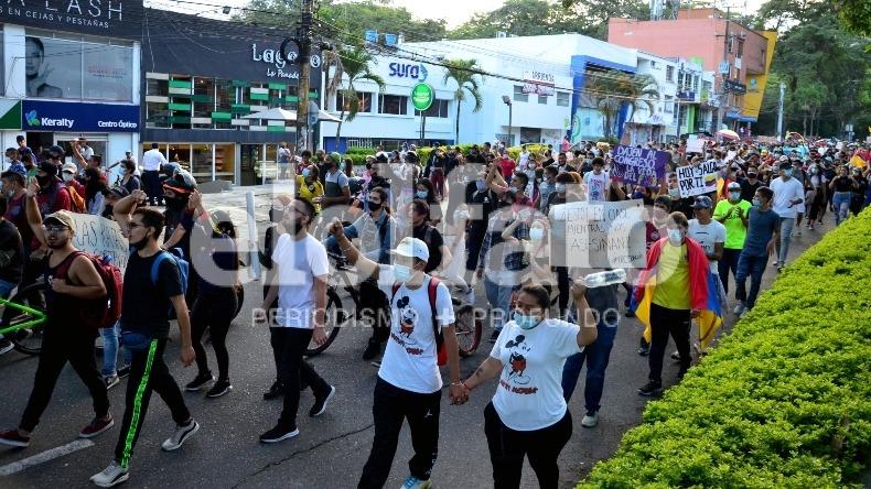 Sector salud pide a manifestantes respetar la movilidad de personal médico y pacientes