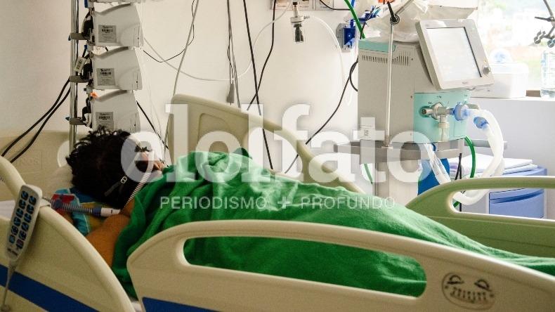 Larga estancia de pacientes COVID-19 en UCI no depende de su edad: médico infectólogo