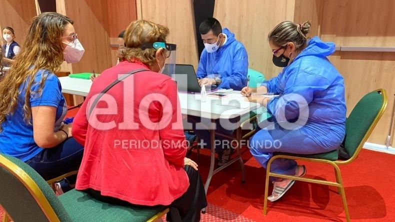 Llegó el turno de vacunación para personas de 70 a 75 años años en el Tolima