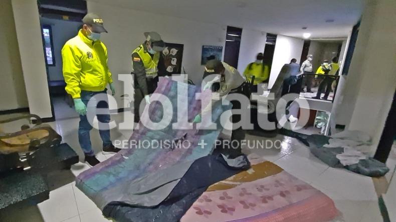 En moteles de Ibagué encuentran 30 colchones en pésimas condiciones de salubridad